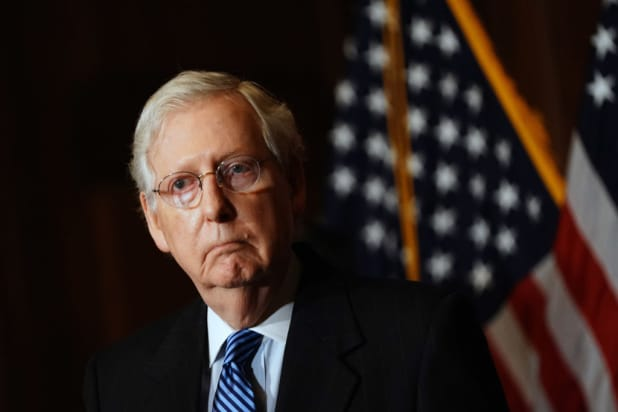 mitch mcconnell mocked for waiting for putin to recognize biden as presidet-elect