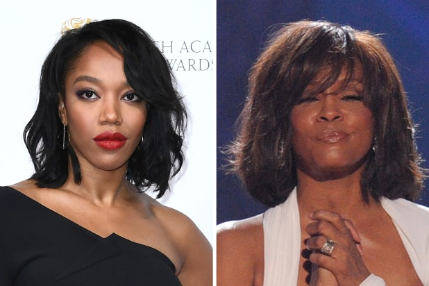 naomi ackie whitney houston