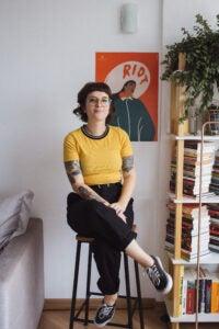 Camila Rosa<br><br>ILLUSTRATOR/ ARTIST