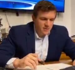project veritas james okeefe