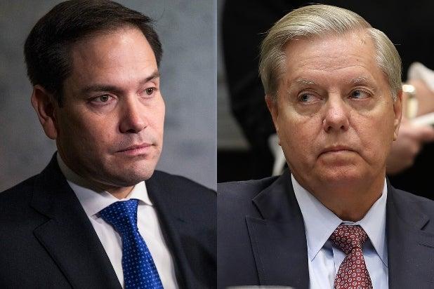 Marco Rubio Lindsey Graham