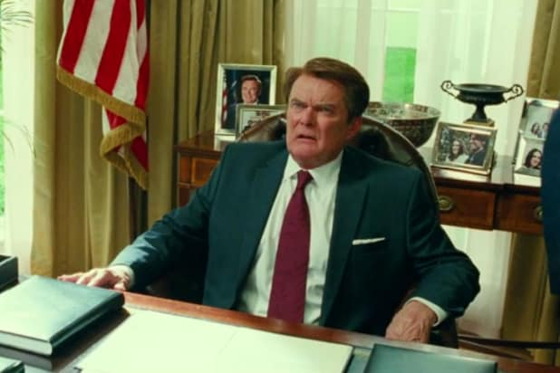 was that supposed to be reagan in wonder woman 1984 ww84