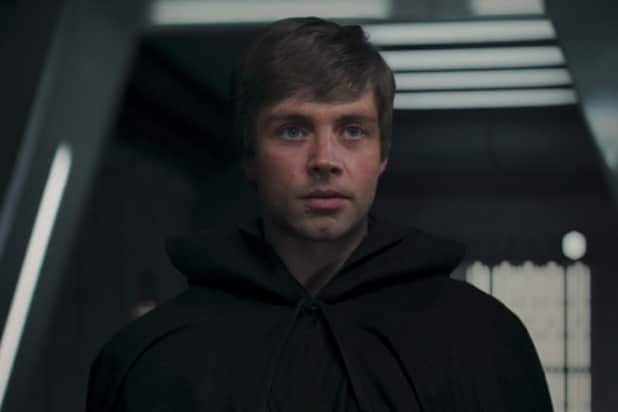 will luke skywalker show up on the mandalorian again or other star wars disney plus shows