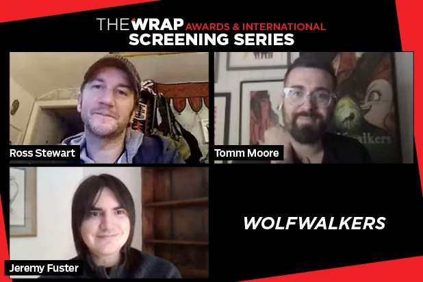 Wolfwalkers TheWrap screening series