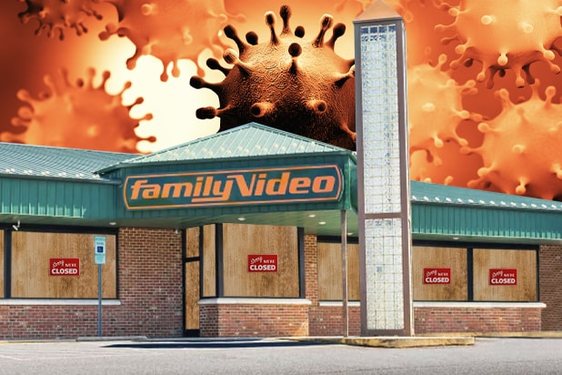 How Americas Last Video Store Chain Survived Recessions...