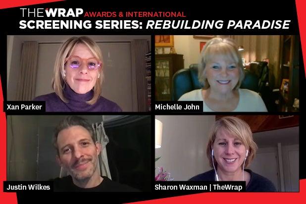 Rebuilding Paradise TheWrap Awards Screening Series