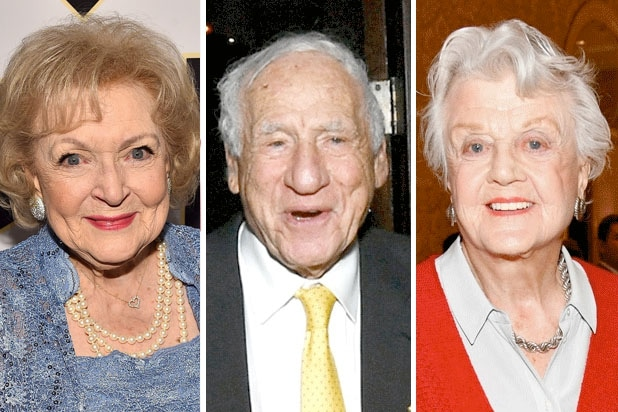 actors in 90s betty white mel brooks angela lansbury