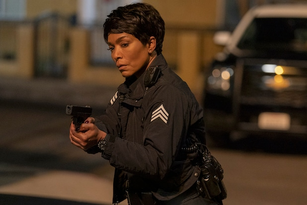'9-1-1' Season 4 Consultant Has a 'Scary' Similarity to Angela Bassett's LAPD Sergeant