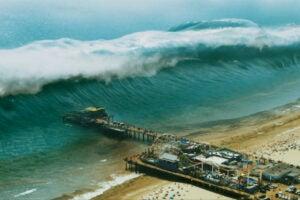 911 tidal wave