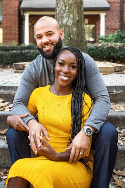 Married at First Sight Briana and Vincent