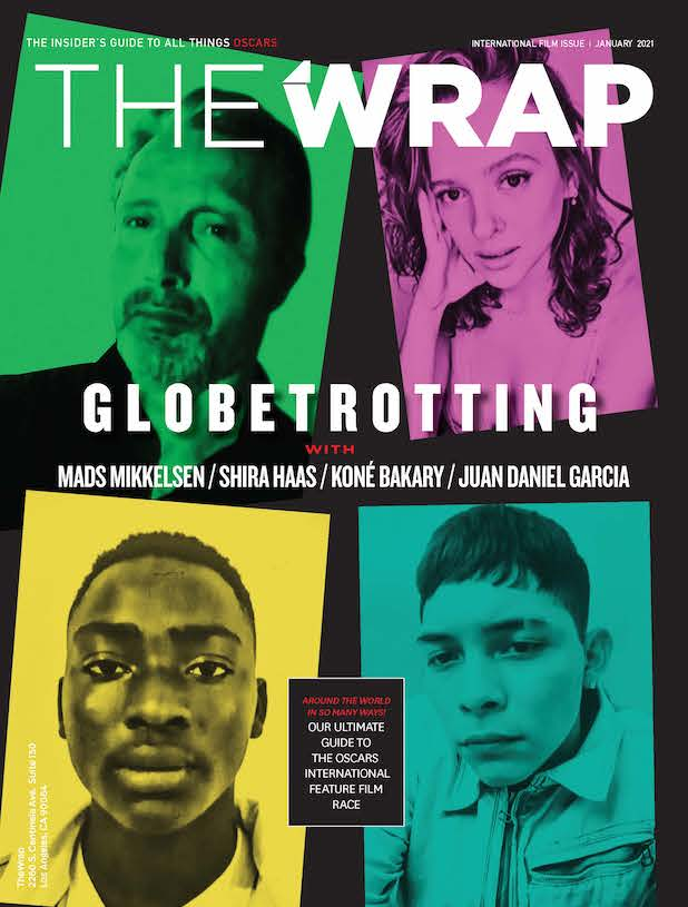 TheWrap Magazine: International Film Issue