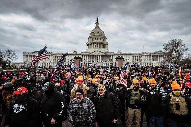 Capitol building riot