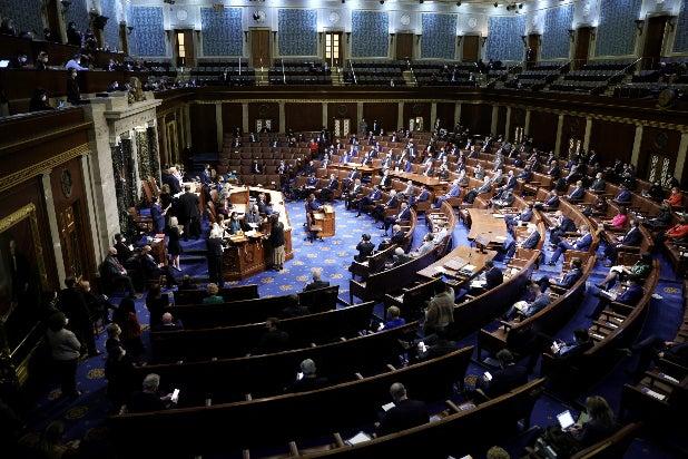Capitol riot House debates