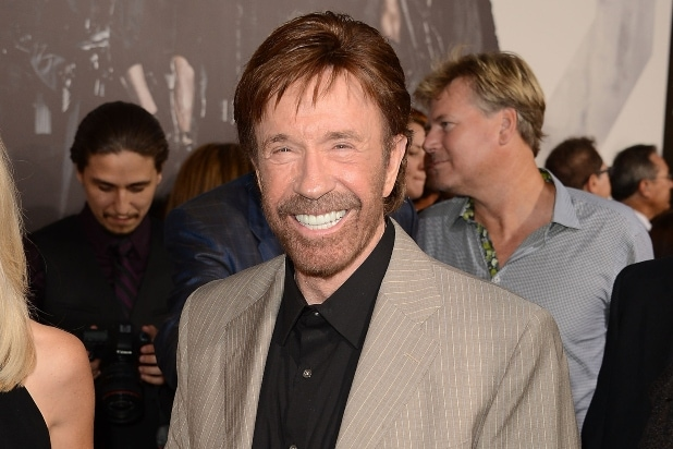 Chuck Norris's Manager Insists 'Walker, Texas Ranger' Star Was on the Texas Range During Capitol Riot