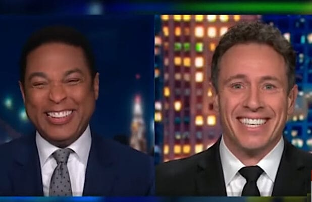 Don Lemon Chris Cuomo