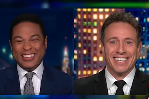 Watch Don Lemon and Chris Cuomo Lose It When Lemon Comes Out as 'Openly Black' (Video).jpg