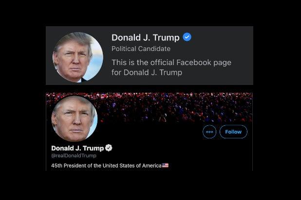 Donald Trump Twitter Facebook (1)