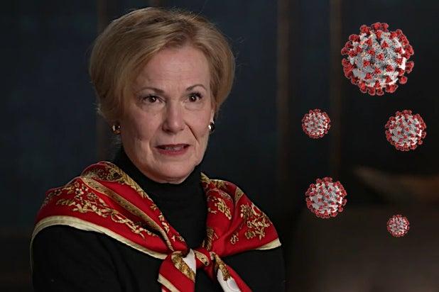 Dr. Deborah Birx covid-19 coronavirus