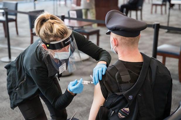 IATSE COVID-19 Vaccination Sites Biden