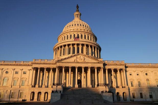 U.S. Capitol after riot