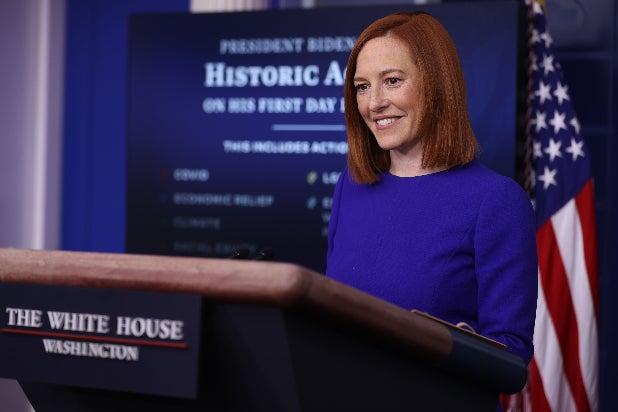 Jen Psaki Press Conference