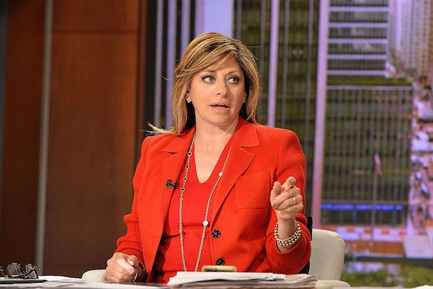 Maria Bartiromo Fox News