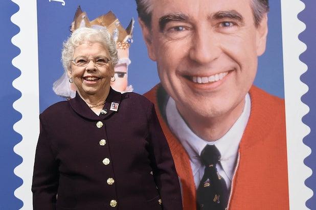 Joanne Rogers Fred Rogers