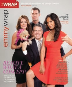 June 2013 EmmyWrap Reality/Nonfiction