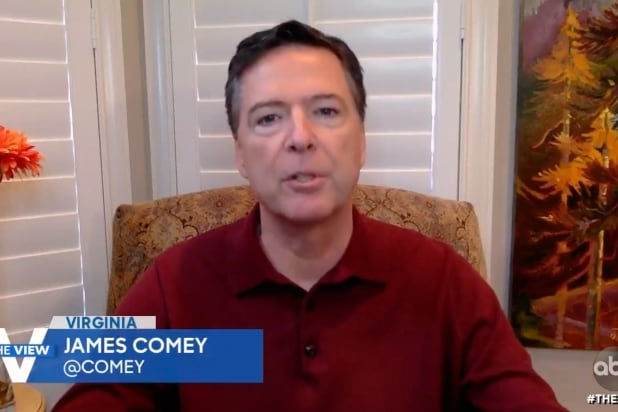 James Comey Says Trump's Lies Created Domestic Terrorists: 'This Is How Al-Qaida Radicalized' (Video)