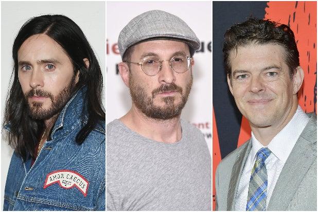 Jared Leto Darren Aronofsky Jason Blum Adrift