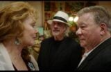 Jean Smart, Christopher Lloyd and William Shatner Senior Moment