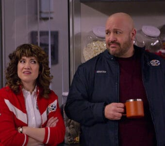 """Kevin James in """"The Crew"""""""