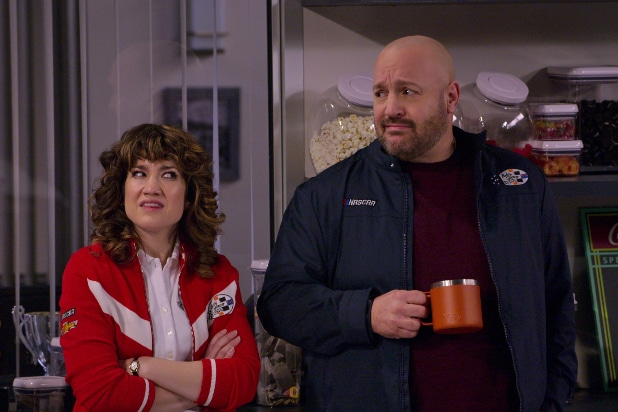 "Kevin James in ""The Crew"""