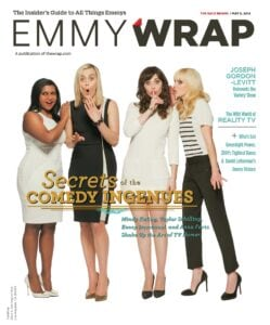 May 2014 EmmyWrap Secrets of Comedy