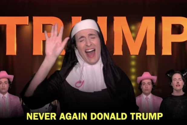 Randy Rainbow Gives Trump a Proper Send-Off in New 'Seasons of Trump' Parody Song (Video)