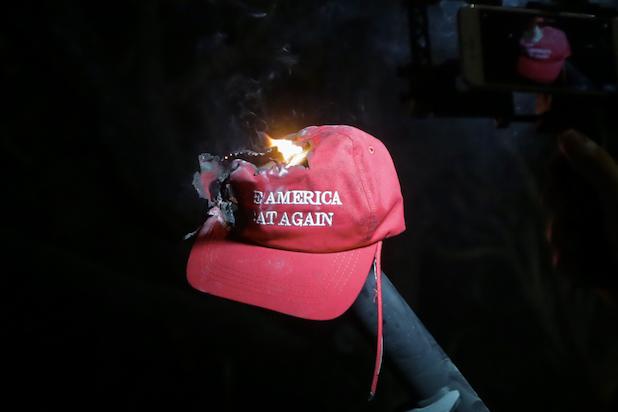 MAGA Trump hat