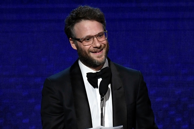 Seth Rogen's Mom Just Mommed Him So Hard in a Statement About His First Book Steven Spielberg