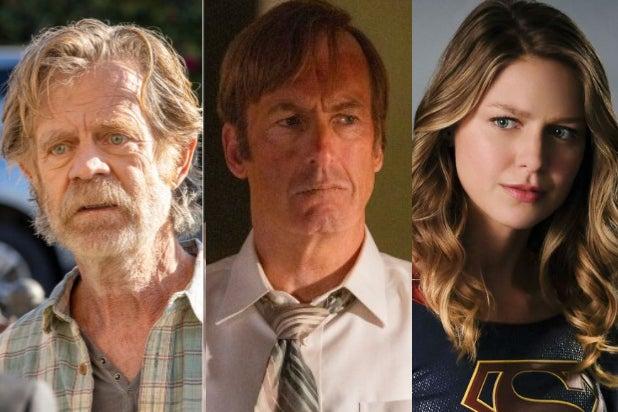 TV Shows Ending 2021 Shameless Better Call Saul Wonder Girl