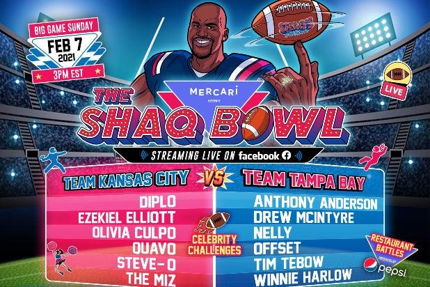 The Shaq Bowl