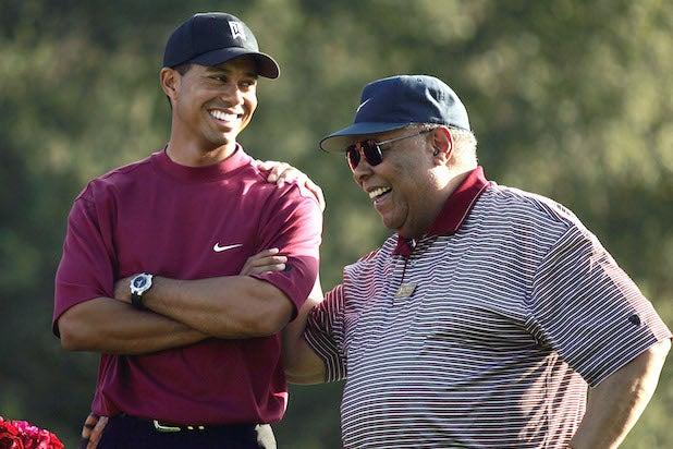 Tiger Woods Earl