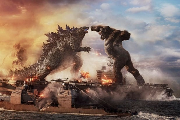 godzilla vs kong What Time Does Godzilla vs Kong release on HBO Max?