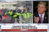 hannity and others push antifa conspiracy theory about capitol terrorists