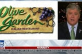 hannity rages against olive garden joke tweet