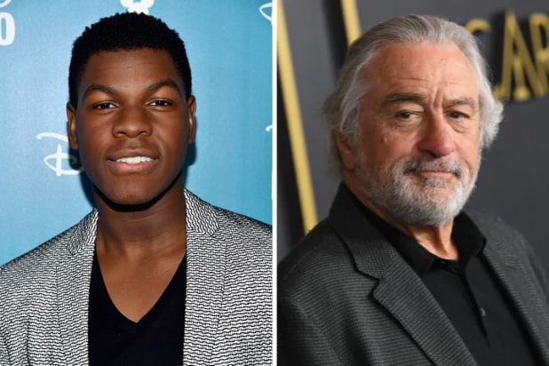 john boyega robert de niro The Formula