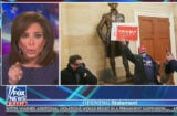 judge jeanine pirro demands capitol riots own what they did and stop blaming antifa