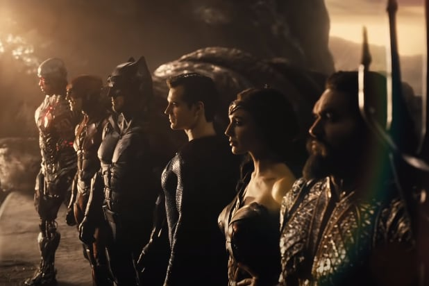 justice league snyder cut