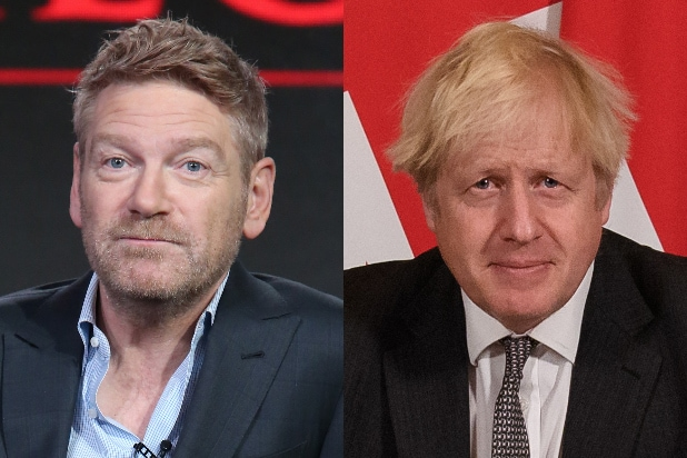 See Kenneth Branagh Completely Transformed Into Boris Johnson in 'This Sceptred Isle' First Look (Photo).jpg