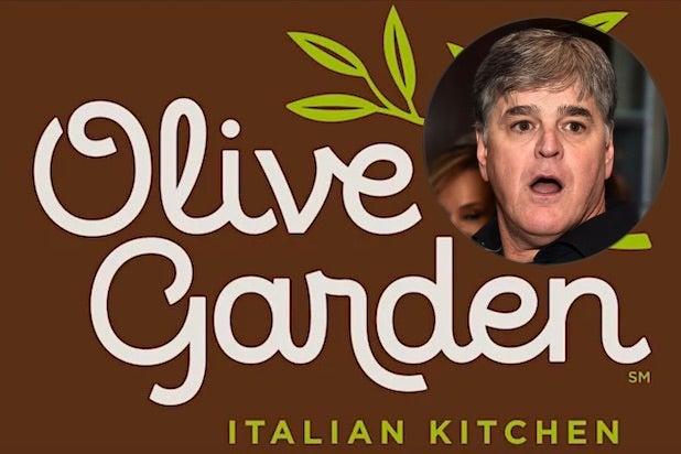 olive garden Sean hannity