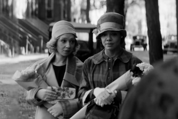 Passing Tessa Thompson Ruth Negga Rebecca Hall