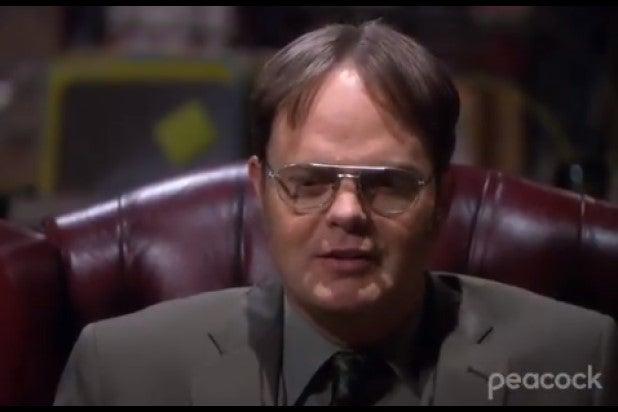 the office the matrix